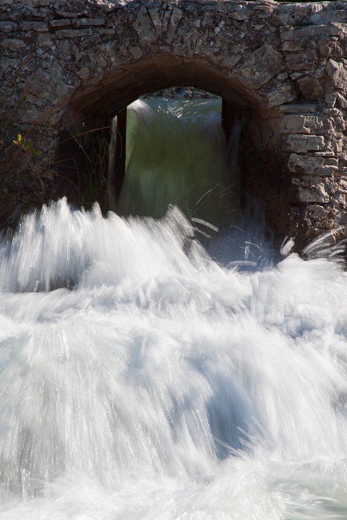 Watervallen van Sautaudet